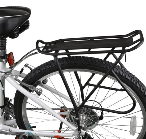 Bicycle Touring Racks by Ibera Bicycle Touring Carrier Rear Rack Adjustable Fit 26