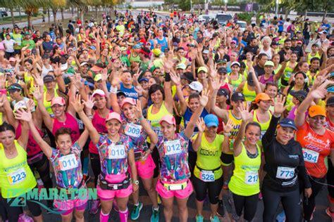 s day marathon 2018 international womens day half marathon in cancun