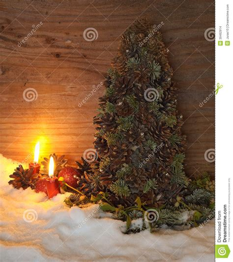 christmas trees made from branches tree made of cones with fir branches stock photo image 39462914
