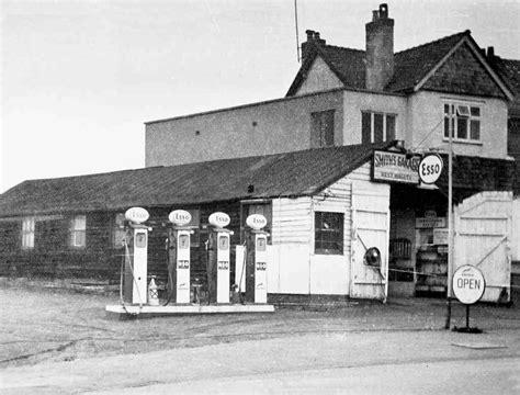 1960s Garage garage forecourt car sales 60 s 70 s photos sought