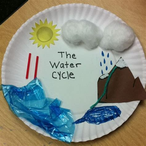 science craft projects 25 best ideas about water cycle craft on