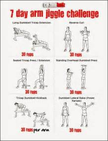 Exercises for jiggly upper arms so i have scoured pinterest for arm