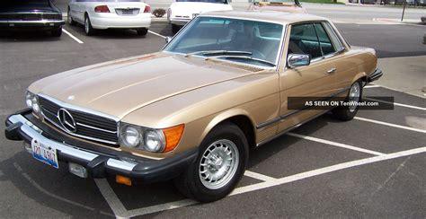 1980 mercedes slc 450 1981 1982 1983 80 81 82