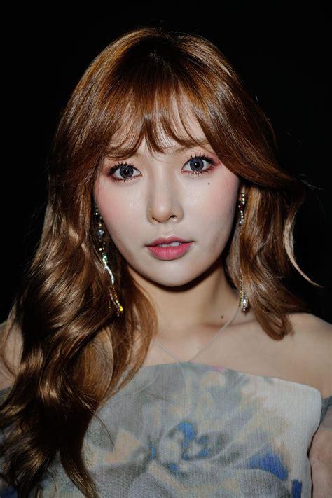Kim Hyuna - Couturissimo Haute Couture Fall/Winter 2016 ... Hyuna Legs