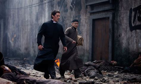 chinese film about nanjing christian bale defends nanjing massacre film film the