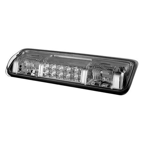 ford f150 brake light bulb 04 08 ford f 150 chrome lens 3rd brake light assembly