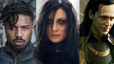 marvel film bad guys every marvel movie villain ranked from worst to best