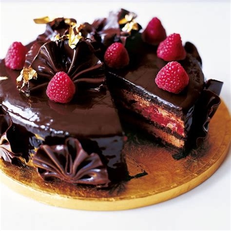 gluten free and dairy free black forest torte chocolate cake recipes woman and home