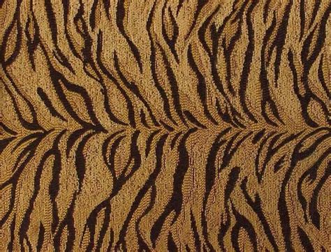 Tiger Upholstery by Tiger Faux Fur Upholstery Fabric