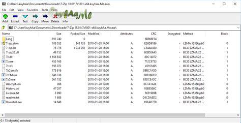jadikan idm full version 7zip 18 01 terbaru gratis kuyhaa free download