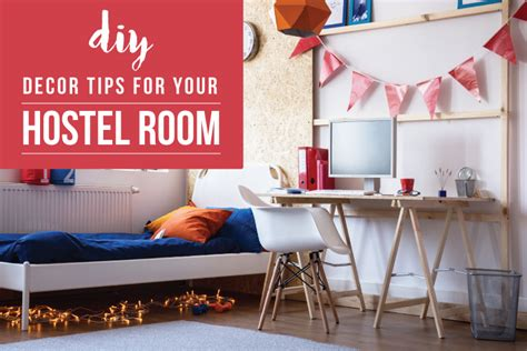 room decoration ideas for 5 easy budget friendly diy hostel room decoration ideas
