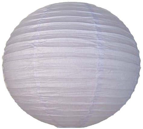 How To Make Japanese Paper Lanterns - 10 quot lavender purple japanese paper lantern