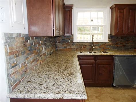kitchen backsplash material options stone backsplash designs for your kitchen and bathroom