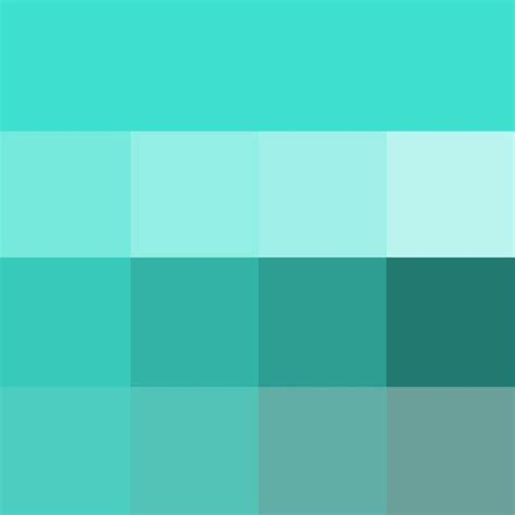 how to make the color turquoise light blue turquoise color www pixshark images