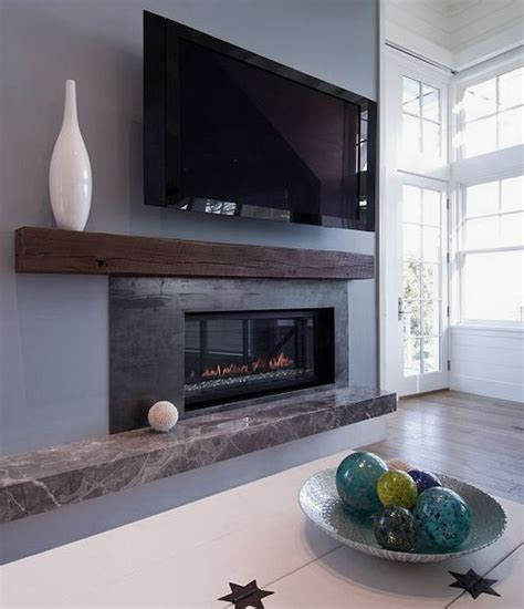 Modern Fireplaces Ideas by Modern House Living Room Fireplace Mantle Decorating