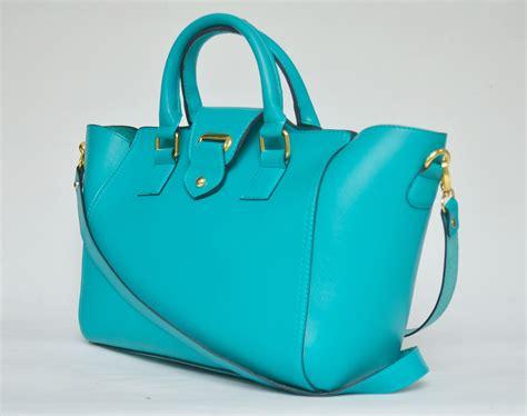 Tas Import Biru Cantik model tas wanita terbaru unik dan cantik