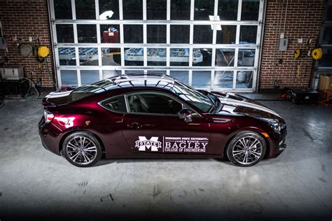 mississippi state s car of the future revealed in detroit mississippi state