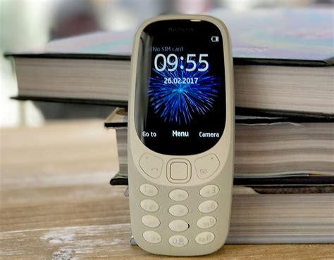 nokia 3310 with new nokia 3310 has a major missing feature and it won t