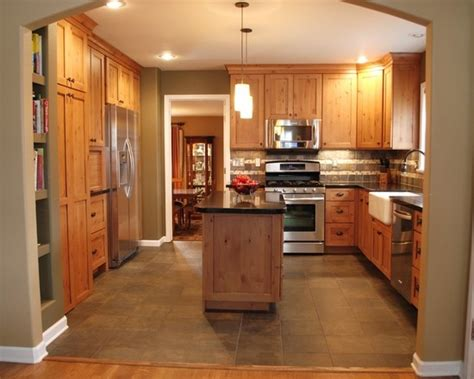 Honey Oak Kitchen Cabinets Wall Color by Honey Oak Kitchen Design This Wall Color For Our New