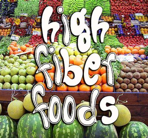 fruit n fibre healthy foods high in fiber 10 of the best high fiber foods