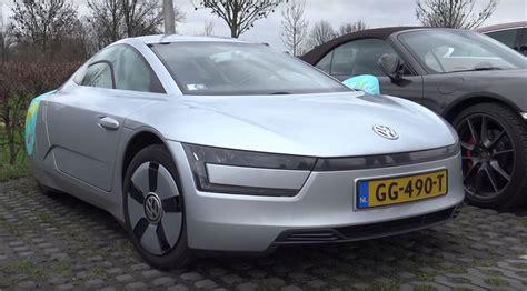 volkswagen meet volkswagen xl1 at car meet somehow makes sense autoevolution