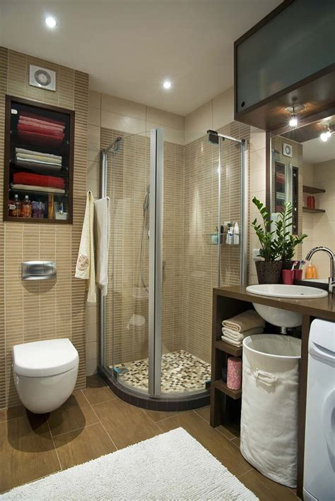 beautiful  functional small bathrooms