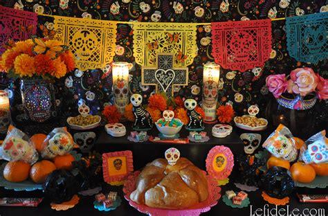 dia de los muertos home decor celebrate halloween with colorful day of the dead dia de