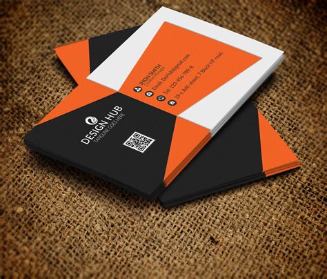 Most Official Business Card Template by Creative Business Card Template Business Card Templates