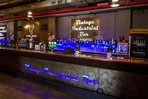 vintage industrial bar nightlife zagreb