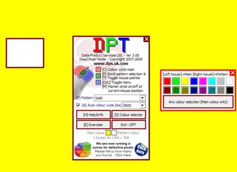 dead pixel test 5 free dead pixel finder software for windows 10 i