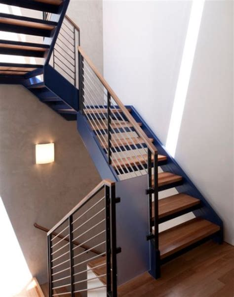 modern banisters and handrails modern handrail designs that make the staircase stand out