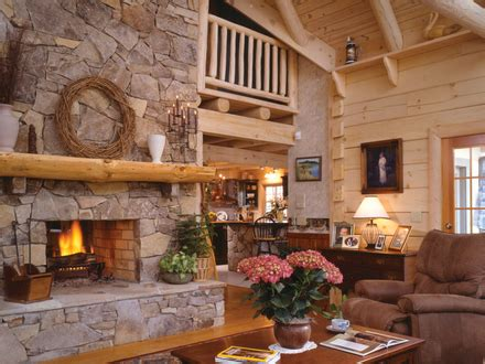 home design story rustic stove two story log cabin house plans custom log cabins country