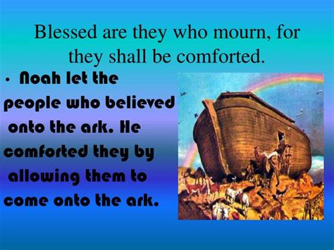 blessed are they that mourn for they shall be comforted ppt noah kaitlyn burkey powerpoint presentation id 5371193