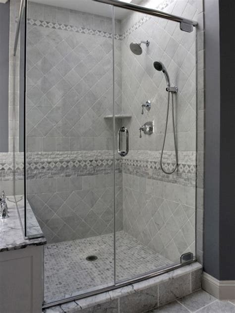 shower tile pattern home design ideas pictures remodel
