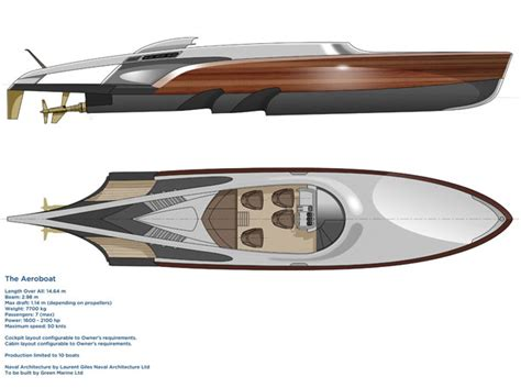 Rolls Royce Aeroboat Claydon Reeves Aeroboat Is Inspired By The Spitfire Ww Ii