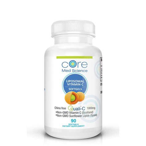 Liposomal Vitamin C Detox Symptoms by Iv For