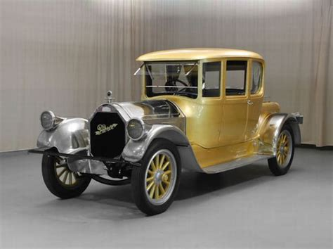 Gamis Ayudia Dunhil 1920 arrow 48 coupe the car to be gold
