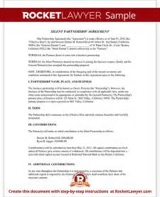 Restaurant Partnership Agreement Template Restaurant Partnership Agreement Template Bestsellerbookdb