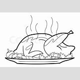 Cartoon Cooked Turkey | 800 x 543 jpeg 56kB