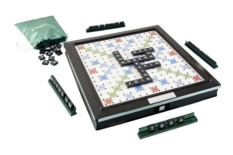 scrabble accessories scrabble standard luxury prestige editions accessories