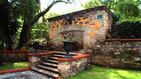 imagenes de jardines en haciendas ex hacienda san gabriel de la barrera y museo guanajuato