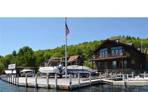 lake george ski boat rental dockside landing marina lake george boat sup kayak