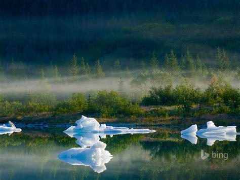 kenai fjords national park alaska bing desktop wallpaper