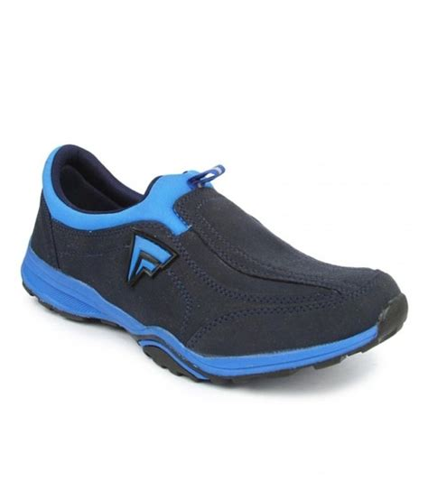 liberty sport shoes liberty force10 black sport shoes price in india buy
