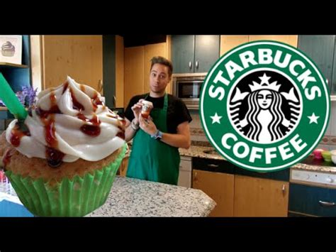 how to starbucks cupcakes youtube cupcakes de starbucks caramel macchiato youtube