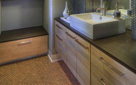 city tiles and bathrooms cork cork plank flooring bathroom and versacork waterproof