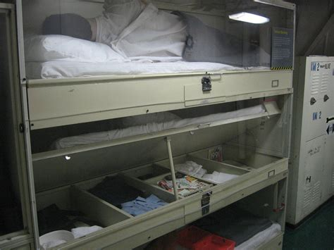 these bunks are still used on ships how could they i
