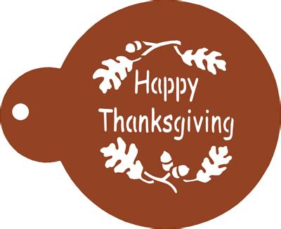 Thanksgiving Stencils Printable