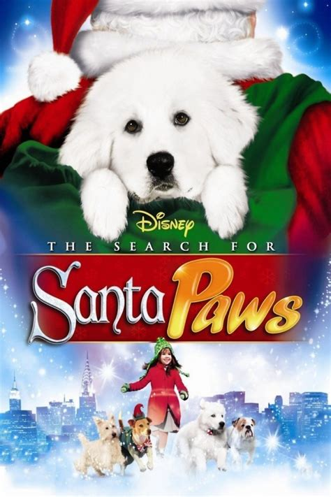 Santa Search The Search For Santa Paws Dvd Release Date November 23 2010
