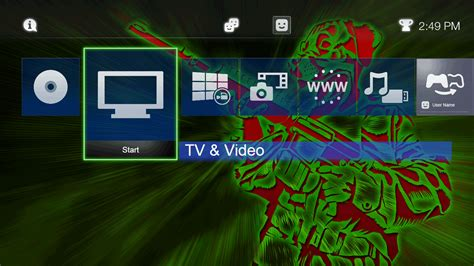 new themes sony new ps4 themes show that sony needs some quality control
